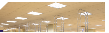Commercial electrical lighting contractor